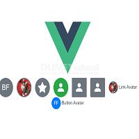 Cara Menerapkan Avatar di Bootstrap Vue