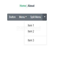 Cara Mudah Membuat Button Group