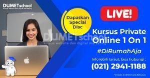 Kursus Web Design Jakarta