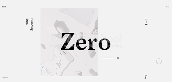 Website Portfolio Keren